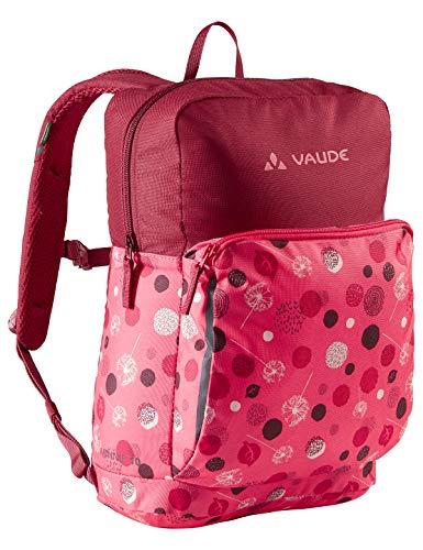 VAUDE Kinder Minnie 10 Rucksäcke10-14L, Bright pink/Cranberry, Einheitsgröße