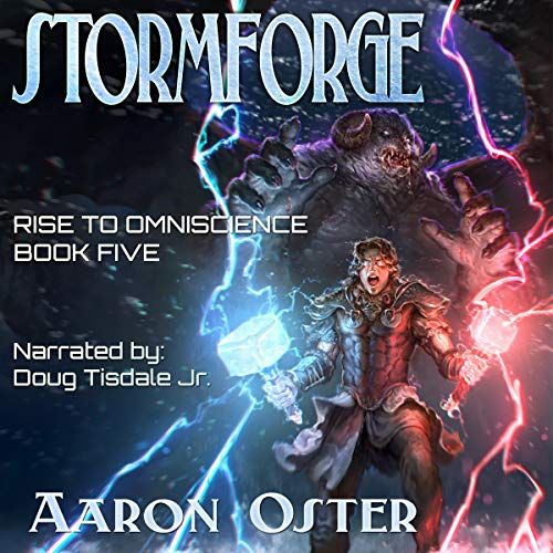 Stormforge audiobook cover art