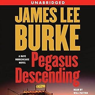 Pegasus Descending audiobook cover art