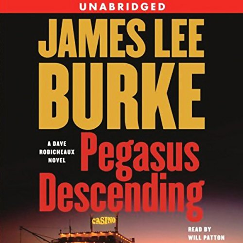 Pegasus Descending audiobook cover art