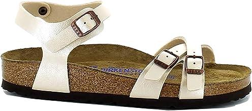 BIRKENSTOCK Women Sandals KUMBA 0026183 Pearl White