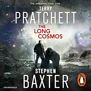 The Long Cosmos cover art
