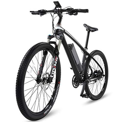 WuKai 26 inch koolstofvezel lithium batterij fiets elektrische fiets offroad power elektrische voertuig mountainbike