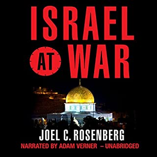 Israel at War cover art