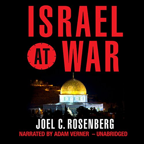 Israel at War audiobook cover art