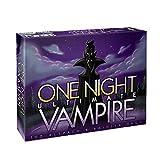 Janny-shop One Night Ultimate Vampires Tarot Card Juego de Mesa Explosión de Cartas Family Friends Party Game (Inglés)