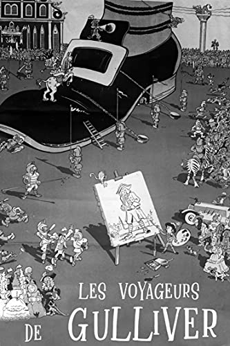 Les voyageurs de Gulliver (Classic bestseller) (French Edition)