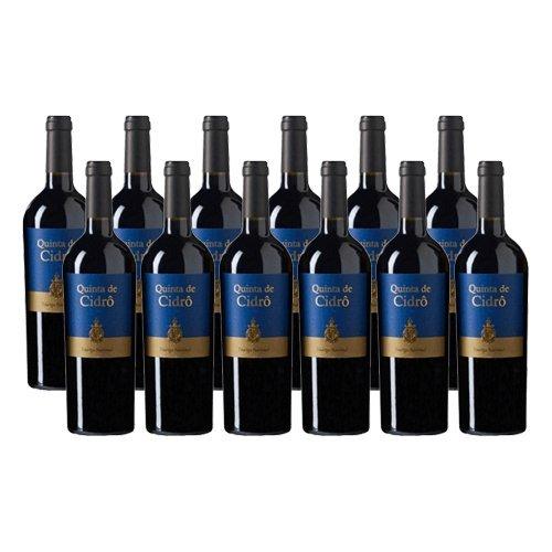 Quinta de Cidrô Touriga Nacional - Vino Rosso - 12 Bottiglie