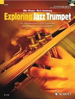 EXPLORING JAZZ TRUMPET TROMPETTE +CD