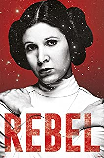 Star Wars: Episode IV - A New Hope - Movie Poster/Print (Princess Leia - Rebel) (Size: 24 inches x 36 inches)