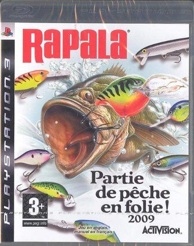 RAPALA PARTIE DE PECHE EN FOLIE 2009 PS3
