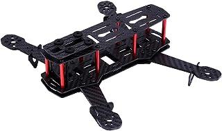QAV250 Marco, 250MM Quadcopter Aeronave Drone Frame Kit RC Accesorio para QAV250(Fibra de Carbon)