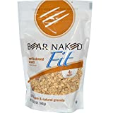 Bear Naked - Fit Granola 100% Pure & Natural Vanilla Almond Crunch - 12 oz.(Pack of 18)