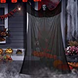 Vintoney Halloween Ghost Decorations Creepy Hanging Fantasma Spaventoso Prop Halloween Decorazioni