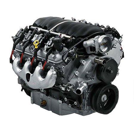 Chevrolet Performance 19301360 LS376-525 6.2L LS3...