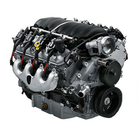 Chevrolet Performance 19301360 LS376-525 6.2L LS3 ENGINE CRATE GM