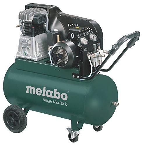 Metabo (400v) Kompressor Mega 550-90 D (601540000) Karton