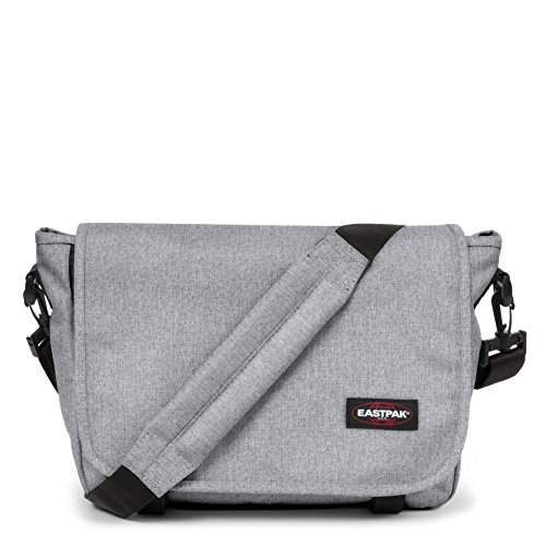 Eastpak Jr Bandolera, 11.5 litros, Gris (Sunday Grey)