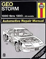 Geo Storm 1990 thru 1993 (Haynes Manuals)