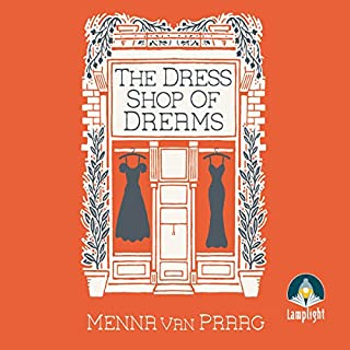 The Dress Shop of Dreams cover art