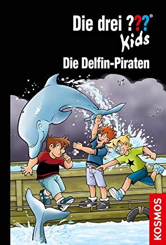Die drei ??? Kids, 82, Die Delfin-Piraten