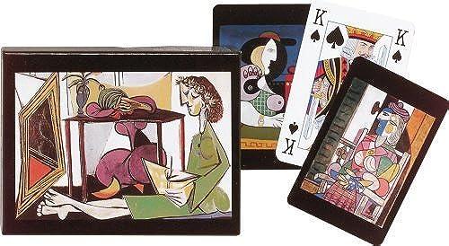 encuentra tu favorito aquí Piatnik Picasso Double Deck Deck Deck Playing Cards by Piatnik  Los mejores precios y los estilos más frescos.