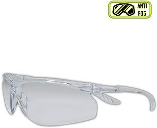 Magid Glove & Safety Y130CFC Gemstone Myst Y132 Safety Glasses, Standard, Clear