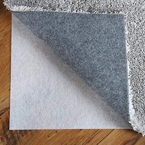LILENO HOME Anti Rutsch Teppichunterlage aus Vlies (120x180 cm) - hochwertige Teppich Antirutschmatte für alle Böden - Perfekter Teppichstopper für EIN sicheres Zuhause