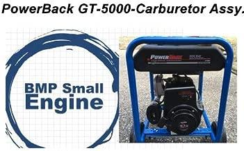 Best powerback gt5000 generator Reviews