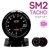オートゲージ SM2 430シリーズ タコメーター 60φ AUTOGAUGE 【SM2-タコ】