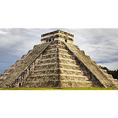Chichen Itza Full-Day Experience in Mexico for Two - Tinggly Voucher/Gift Card in a Gift Box