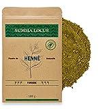 Henné (Lawsonia inermis) en poudre 100g Qualité Supérieure pour...