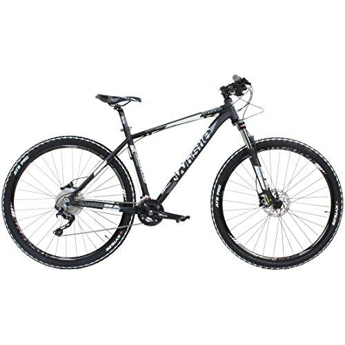 Whistle - Mountain bike Patwin 1500 20S Shimano Deore SLX, 29, colore: Nero/Bianco 29