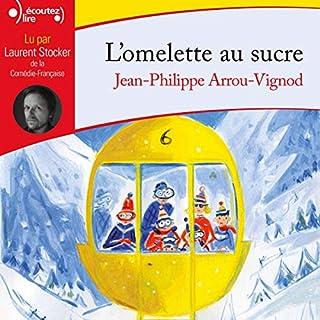 L'omelette au sucre audiobook cover art