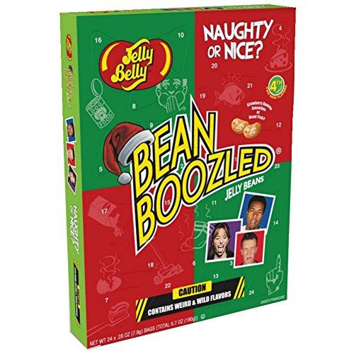 Jelly Belly Adventskalender Bean Boozled schei**e oder gut ??? (190g)