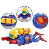 Ganmek Badewanne Spielzeug,Wasserbadewanne Spielzeug Langlebige Und Bequeme Badewanne Charakter Erwachsene Kinder Unterwasser Tauchbadewanne Spielzeug Right