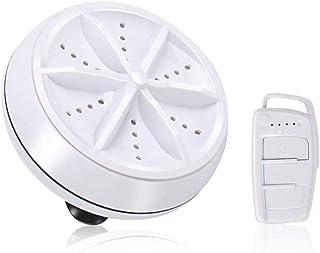 compatta a turbina ad ultrasuoni appartamenti sale universitarie alimentata tramite USB dormitori Mini lavatrice portatile per campeggio