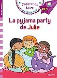 La pyjama party de Julie - CE1