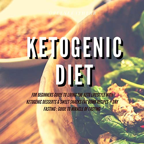 Ketogenic Diet for Beginners Titelbild