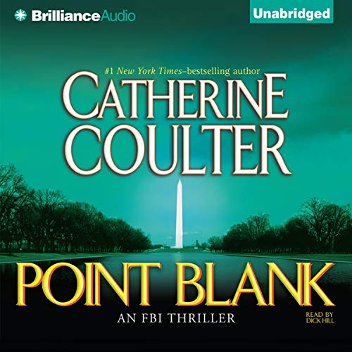 Point Blank: An FBI Thriller, Book 10 audiobook cover art