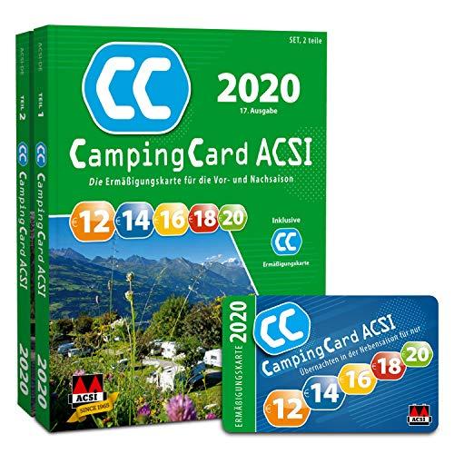 CampingCard ACSI 2020 - Deutsche Ausgabe