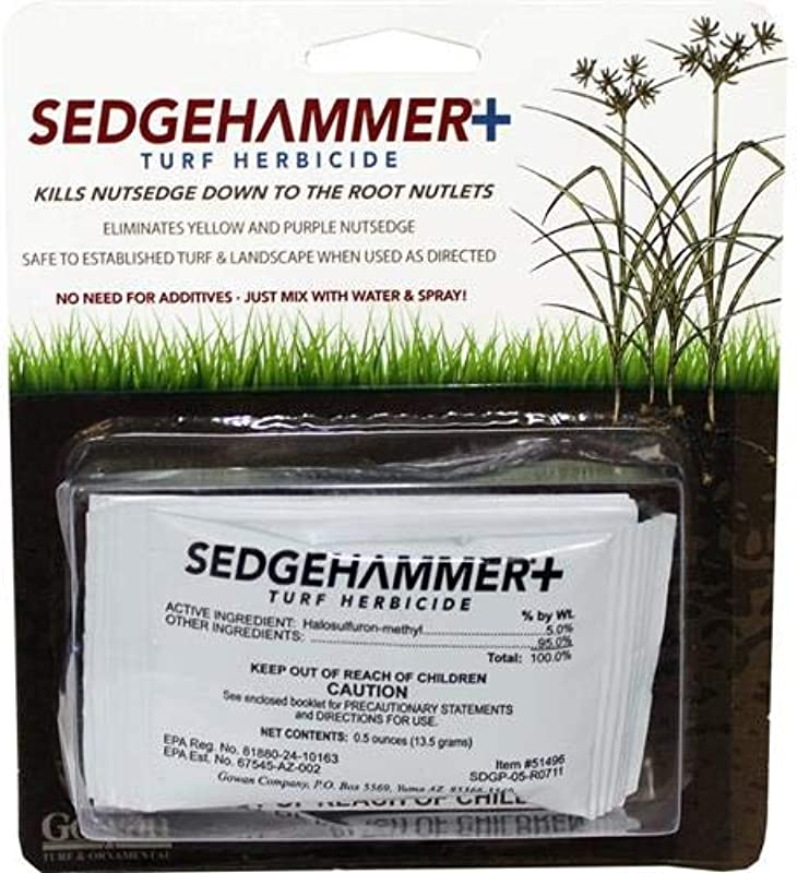 GOWAN USA LG5405 51516 SedgeHammer 13 5g White