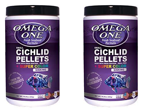 omega one super color pellets - 6