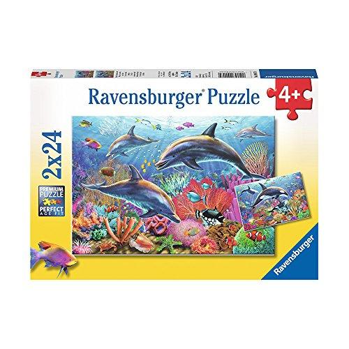 Ravensburger 09017 - Bunte Unterwasserwelt