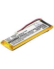 CS-MTX100SL Batería 950mAh Compatible con [Midland] BTFM, BTNext, BTX1, BTX2 sustituye 752068PL
