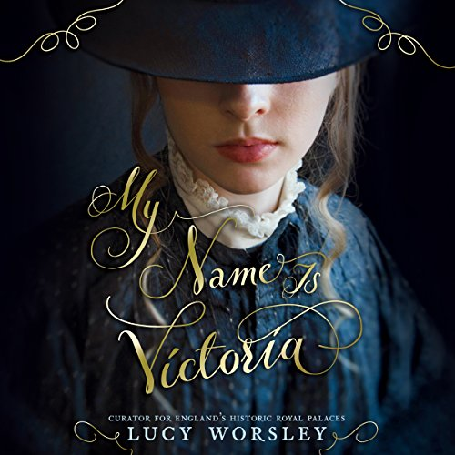 My Name Is Victoria audiobook cover art