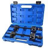 AB Tools-Toolzone 2pc compresseurs de Ressort Goupilles Macpherson Voiture Amortisseur Struts TE863