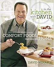 In the Kitchen with David, Includes Exclusive Bonus Material by David Venable (2012-05-03)