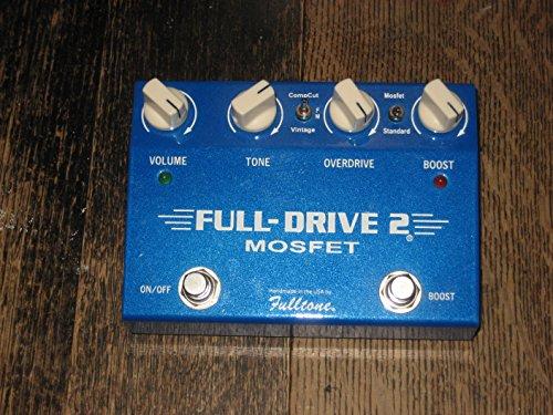 Fulltone Fulldrive 2 Mosfet - Pedal overdrive para guitarra el?ctrica