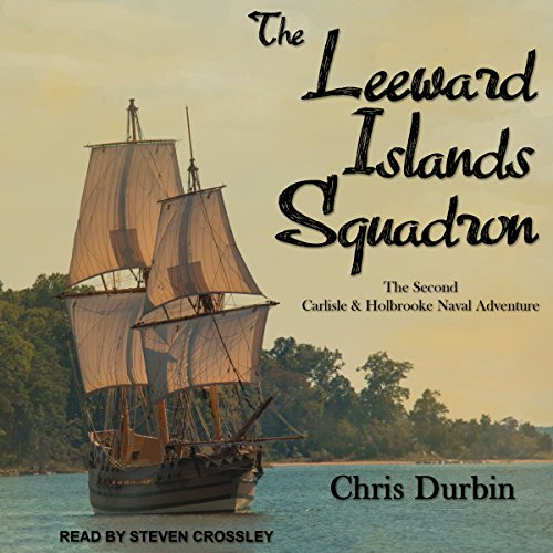 The Leeward Islands Squadron audiobook cover art